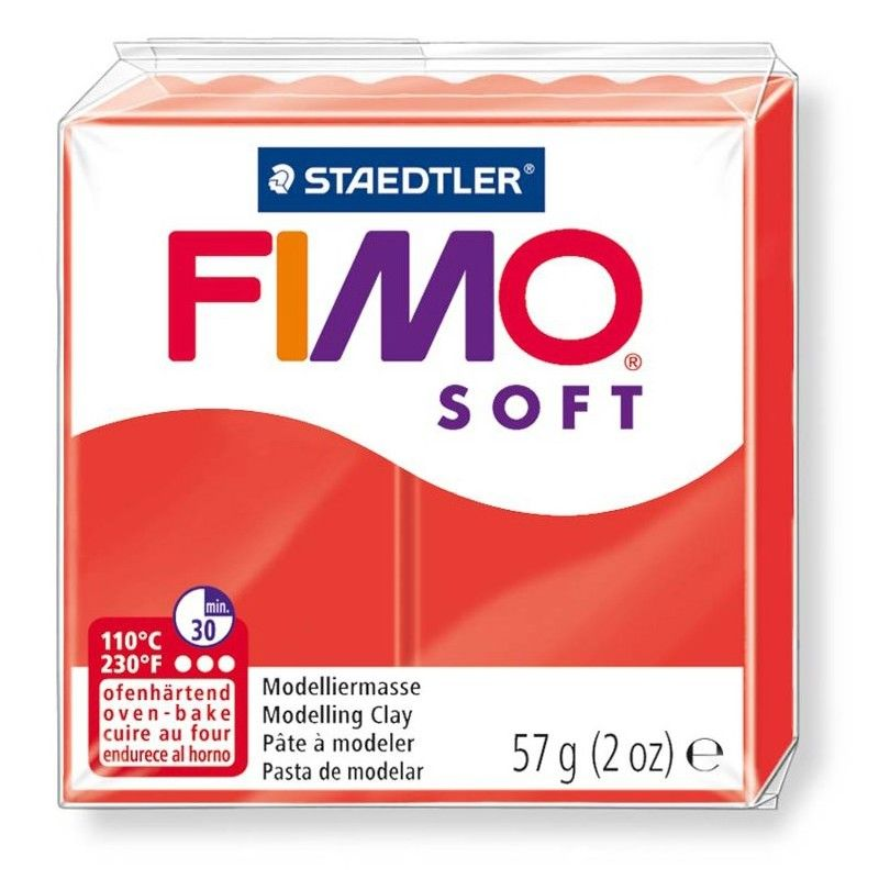 FIMO Soft - Indian Red 24, 57g