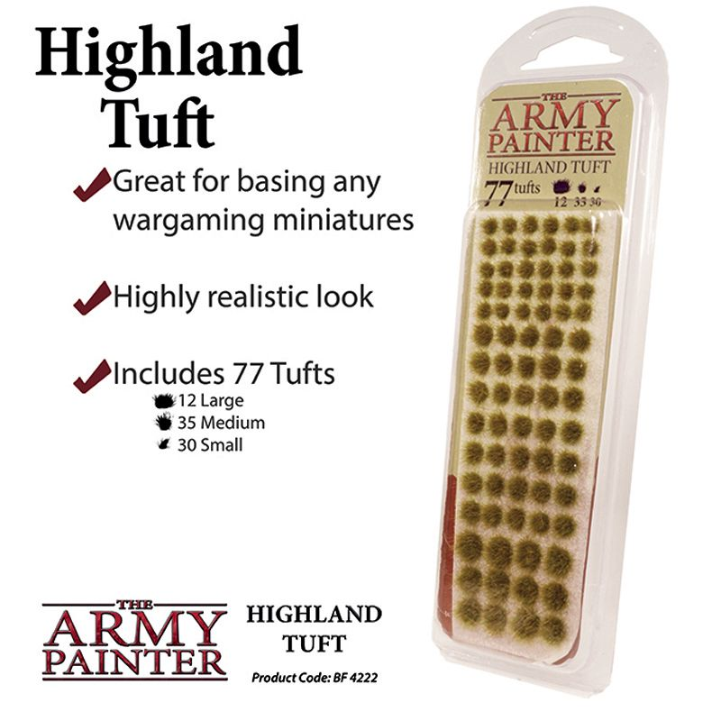Highland Tufts
