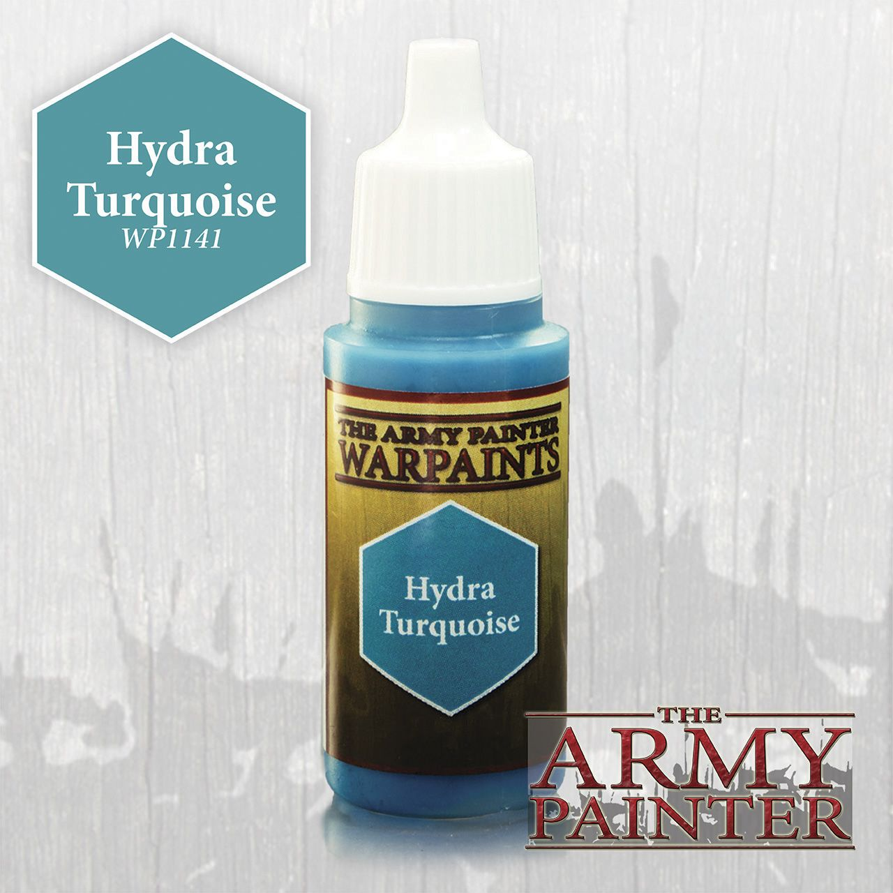 Hydra Turquoise, 18ml