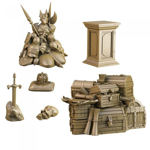 King's Coffers Terrain Crate