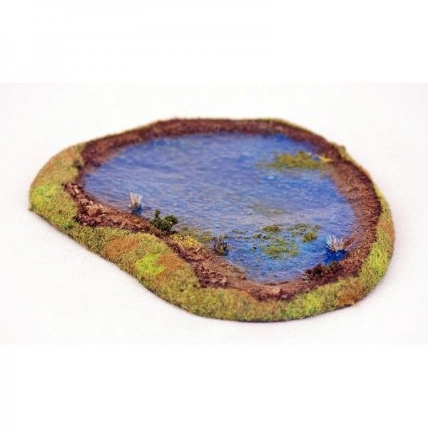 LAKE DELUXE, READY PAINTED, 28MM