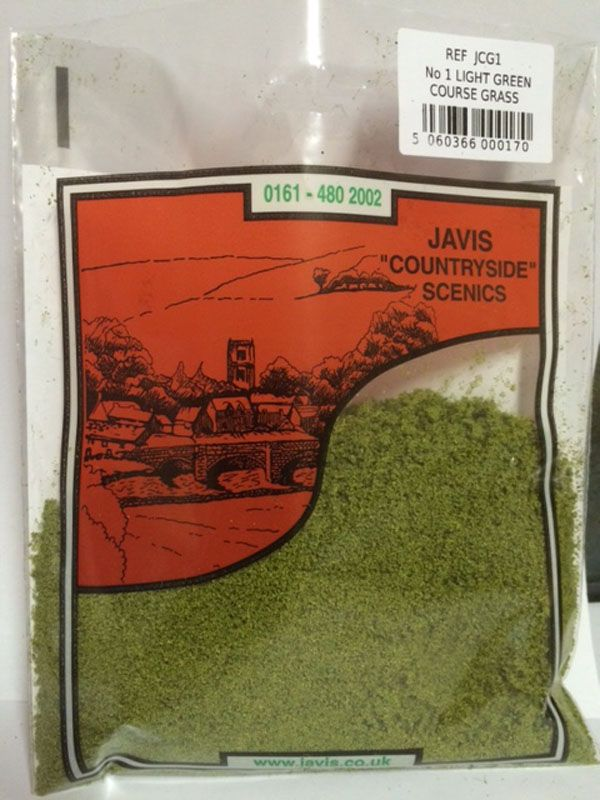 LIGHT GREEN COARSE GRASS, PREMIER RANGE