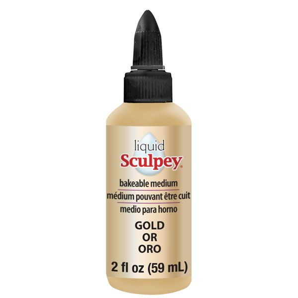 Liquid Sculpey - Gold, 59ml