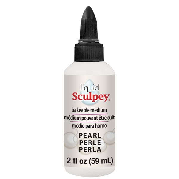 Liquid Sculpey - Pearl, 59ml