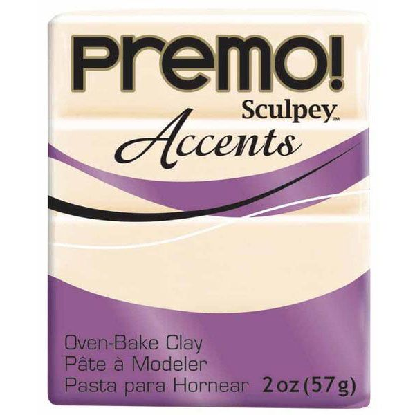 Premo Sculpey Accents - Translucent, 57g