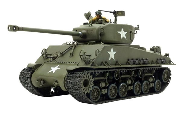 SHERMAN EASY 8 EURO THEATRE TANK 1:35