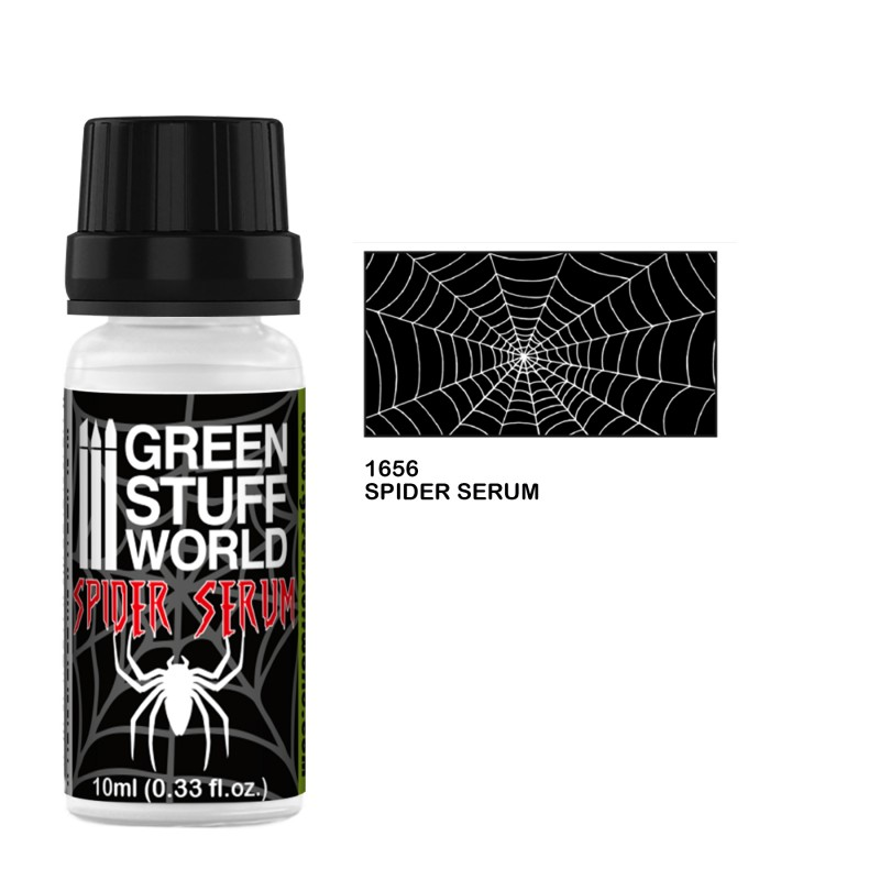 Spider Serum Web Maker, 10ml