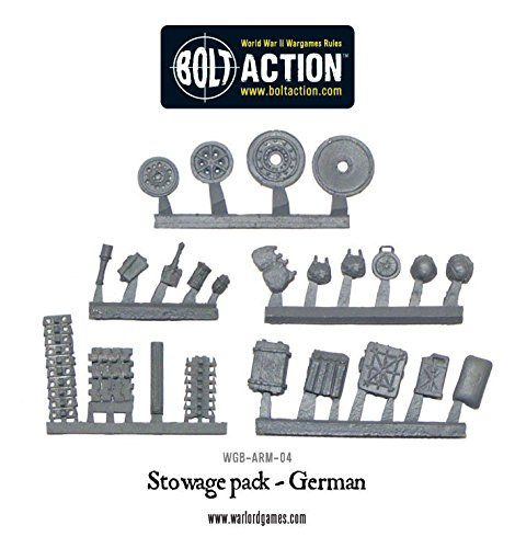 Stowage Pack, German