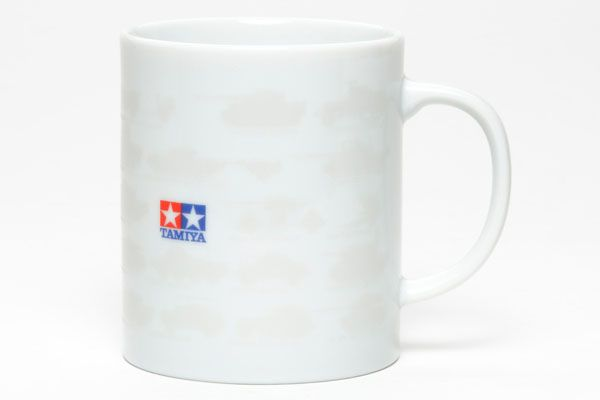 Tamiya Heat-Changing War Army Vehicle Mug