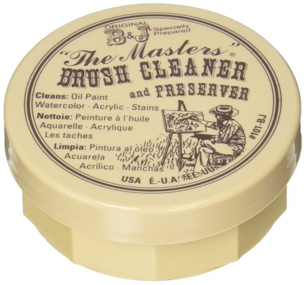 The Master's Brush Cleaner and Preserver