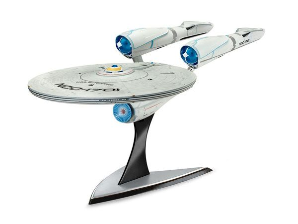 USS ENTERPRISE NC177 INTO DARKNESS, 1:500