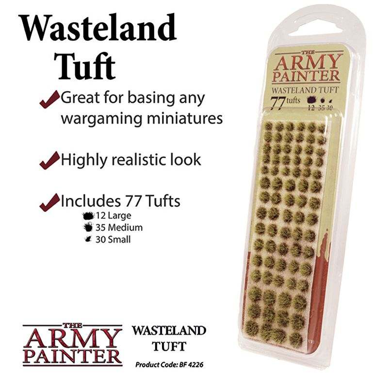 Wasteland Tufts