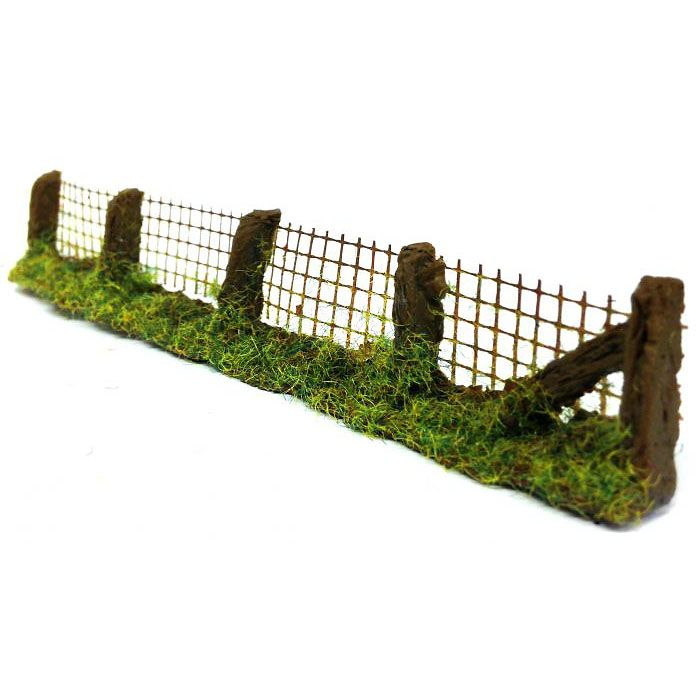WIRE FENCING, OO SCALE