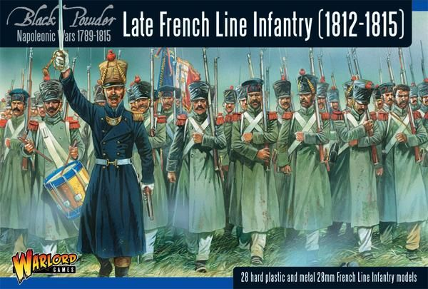 Late French Line Infantry