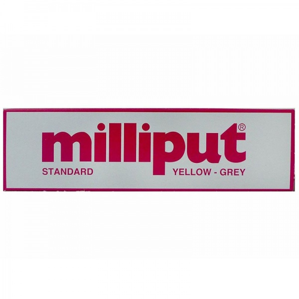 Milliput Standard, Yellow Grey