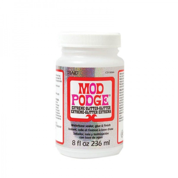 Mod Podge EXTREME GLITTER, 8oz, 236ml