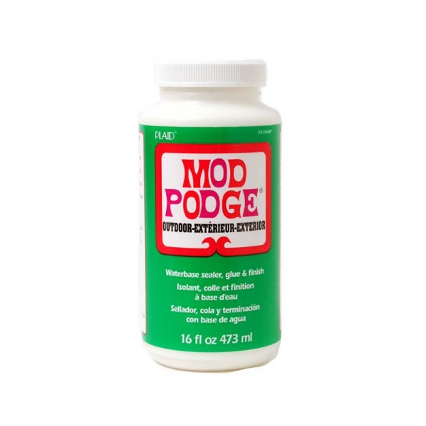 Mod Podge OUTDOOR, 16oz, 473ml