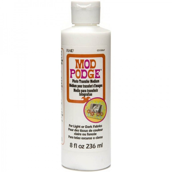 Mod Podge PHOTO TRANSFER MEDIUM, 8oz, 236ml