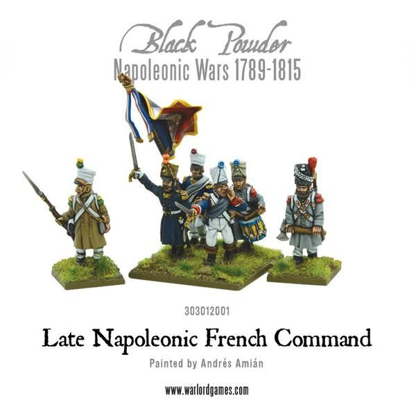 Napoleonic Late French Command