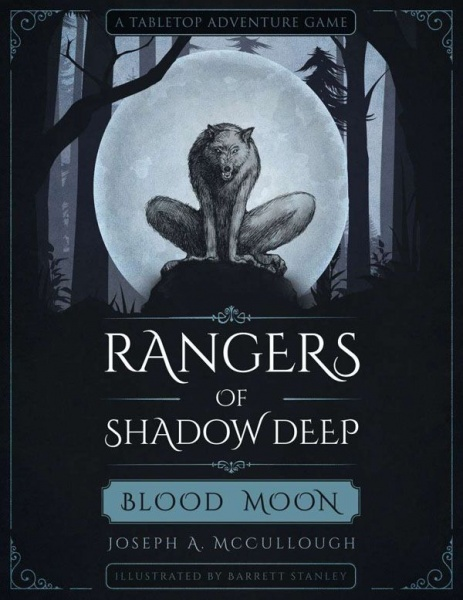 Rangers of Shadow Deep: Blood Moon, Softcover