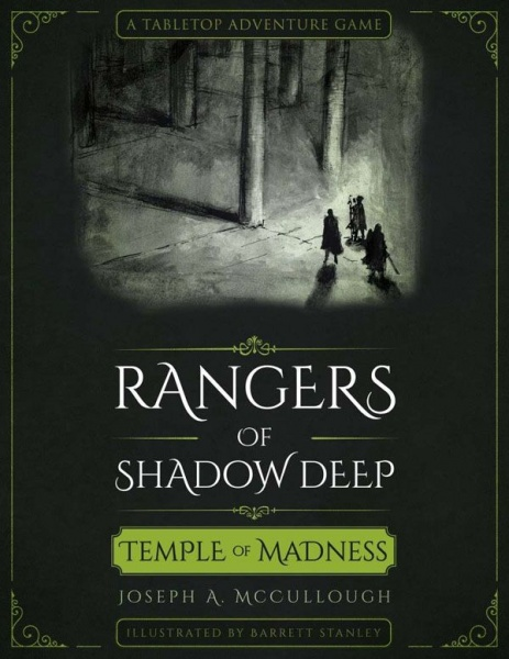 Rangers of Shadow Deep: Temple of Madness, Softcover