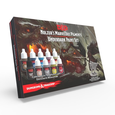 DnD Underdark Paint Set