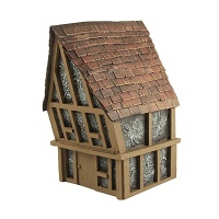 Sorceror's House by Conflix, Prepainted, 28mm Scale