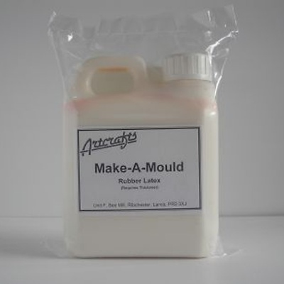Make-a-Mould Latex & Thickener