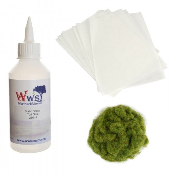WWS Spring Grass Tuft Creation Kit