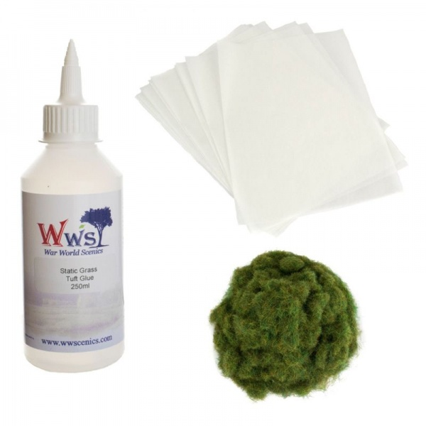WWS Summer Grass Tuft Creation Kit